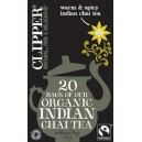 Indian chai tea økologisk 60g Clipper
