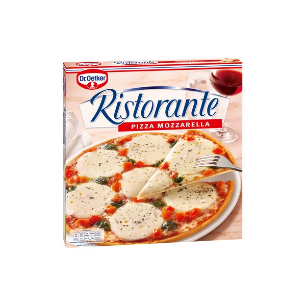 Pizza quattro formaggi 395g casa di mama rolland utkj ring as - Pizza casa bona ...