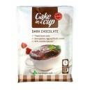Dark Chocolate m/sukrin 75g Cake in a Cup