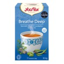 Breathe Deep tea 17 poser økologisk te Yogi Tea