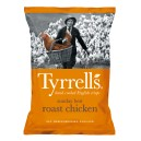 Roast chicken chips 150g Tyrells